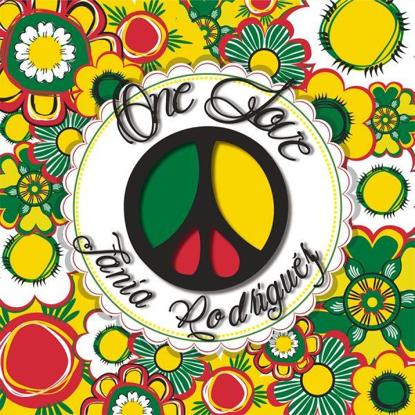 Portada Fania Rodriguez - One Love